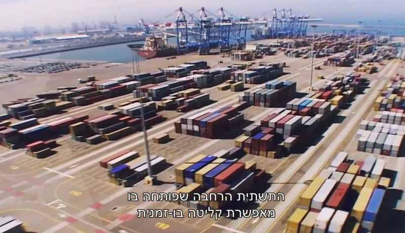 Ashdod Port – The Country's Leading Gateway for Import & Export