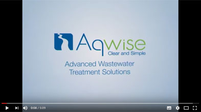 Aqwise Integrated Solutions Portfolio for Water & Wastewater Treatment