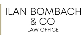 Logo Ilan Bombach & Co. Law Firm