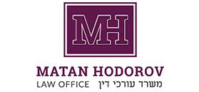 Matan Hodorov, Law Office