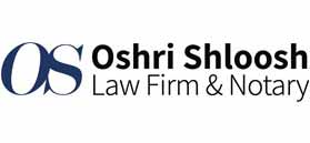Logo Oshri Shloosh, Law Firm & Notary