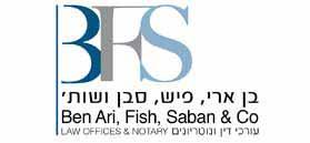 Ben Ari Fish Saban & Co.