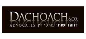 Dachoach & Co. - Advocates