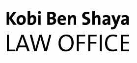 Kobi Ben Shaya- Law Office