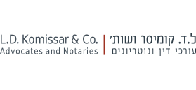 L.D. Komissar & Co., Advocates and Notaries