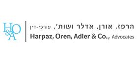 הרפז, אורן, אדלר ושות`, עורכי דין