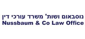 נוסבאום ושות` משרד עורכי דין