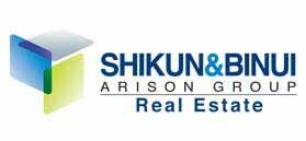 Logo Shikun & Binui Real Estate