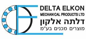 Logo Delta Elkon Mechanical Products Ltd.