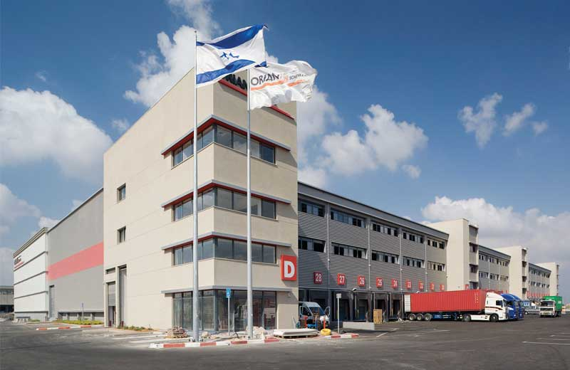 Eliakim Architects - Orian Logistic Center