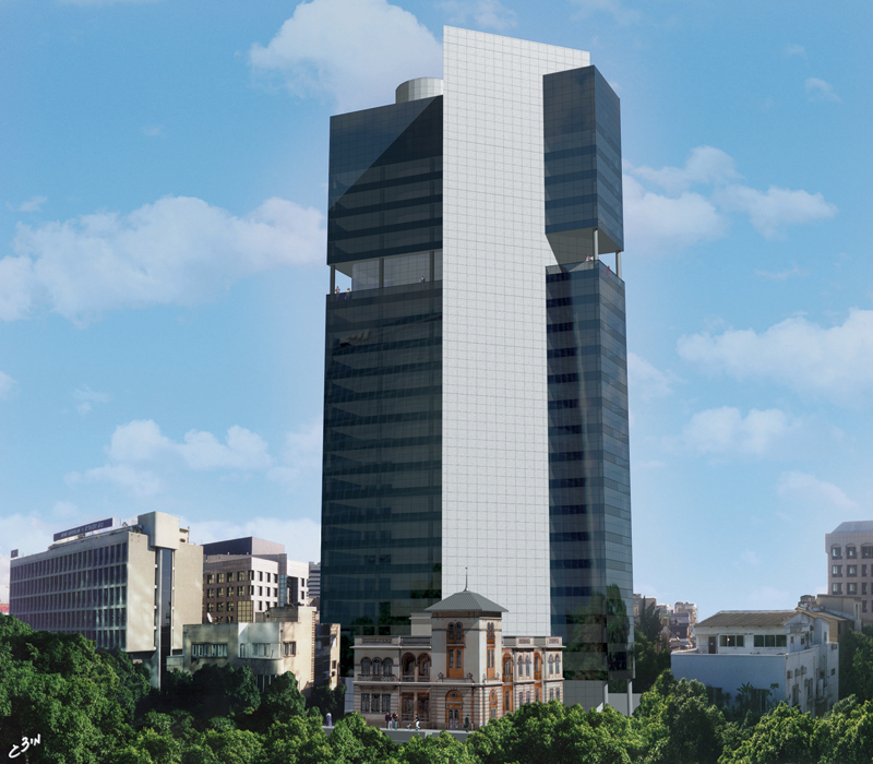 Alrov Properties and Lodgings Ltd. - Alrov Tower: Company Headquarters | Alrov Properties and Lodgings Ltd.