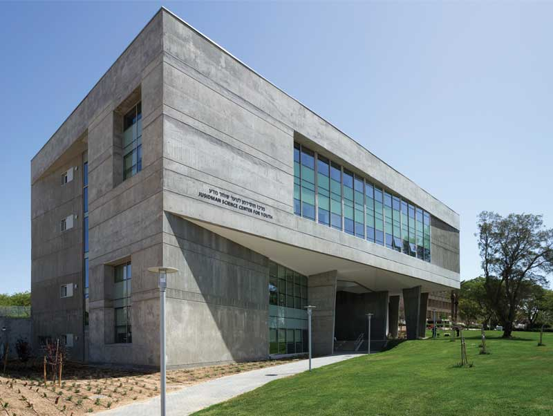 Eliakim Architects - Jusidman Science Center for Youth, Ben Gurion University