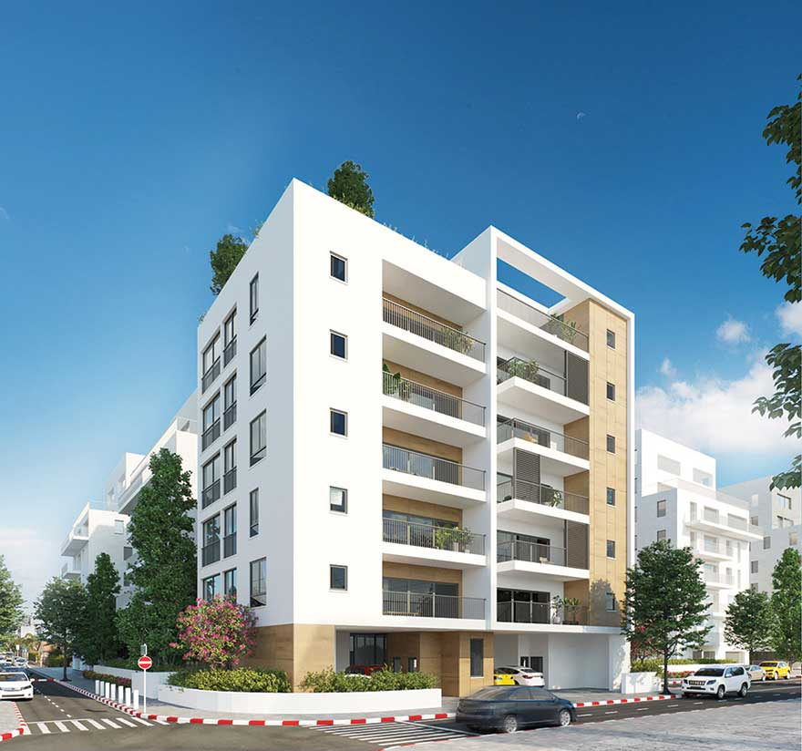 Almog Psagot Urban Renewal Ltd. - 4