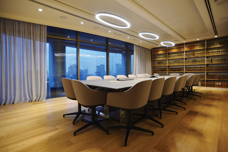 M. Firon & Co. - the company's offices | M. Firon & Co. Advocates & Notaries  שמור