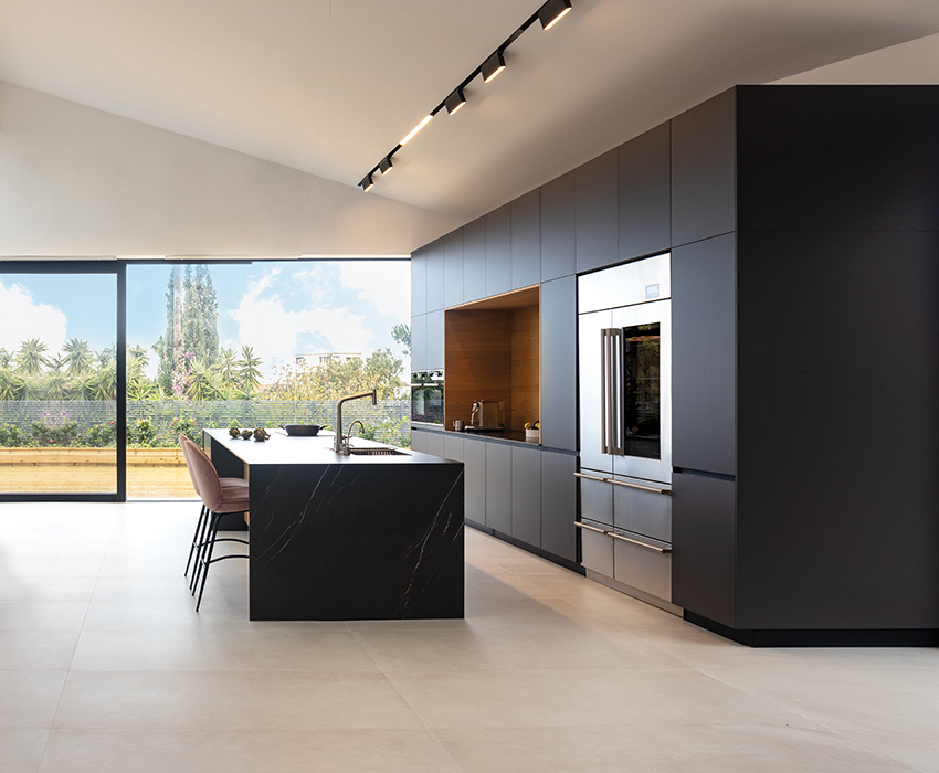 Semel Kitchens - Design: Saab Architects