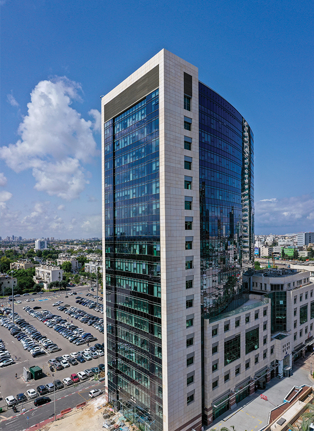Shitufit Construction Co. Ltd. - Edgar C Office Tower, Tel Aviv