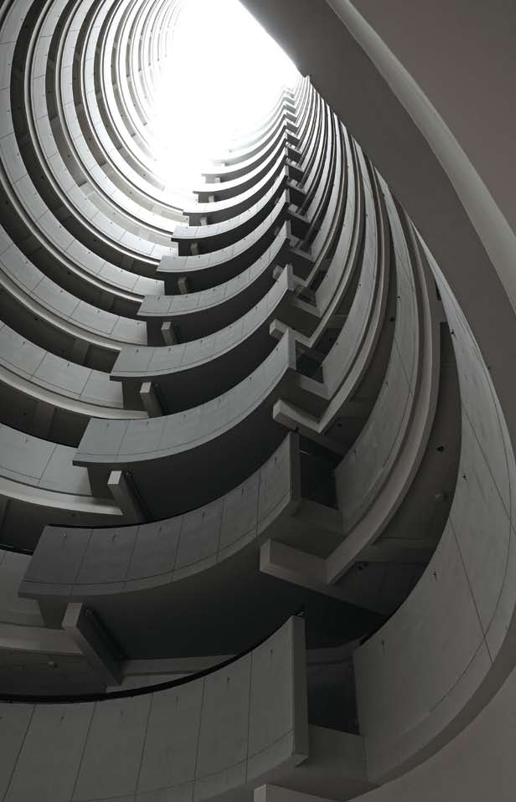 Barre-Levie Dayan Architects & Urban Planners - The Patio Tower, Ramat Gan