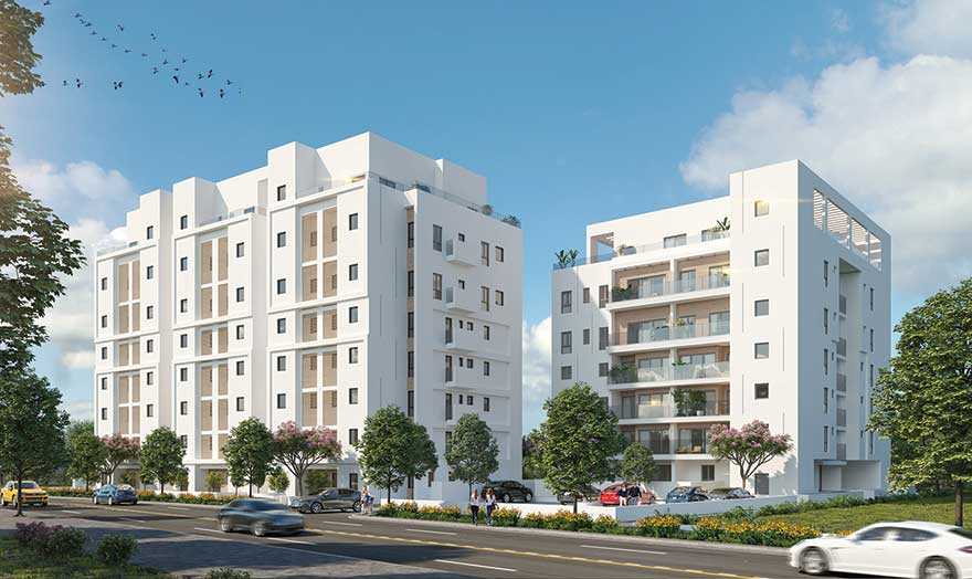 Almog Psagot Urban Renewal Ltd. - 5