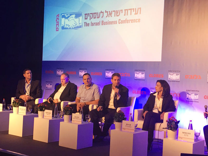 Ashdod Port Co. Ltd. - Asdod Port's CEO in Israel's Business Conference – 'At the Port – we think ahead'