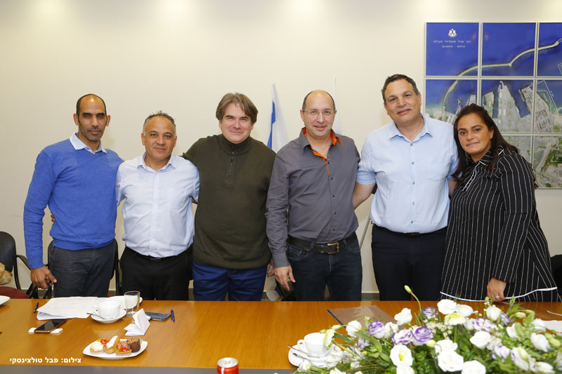 Ashdod Port Co. Ltd. - An agreement between the Histadrut and Ashdod Port Authority was signed: Disabled employees will be accepted to various positions at the Port