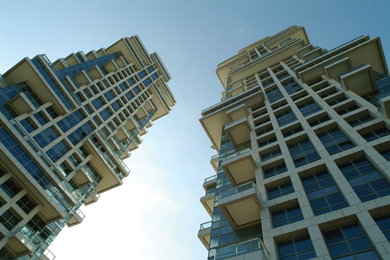 Alrov Properties and Lodgings Ltd. - Tsameret Towers, Pinkas St., Tel Aviv | Alrov Properties and Lodgings Ltd.