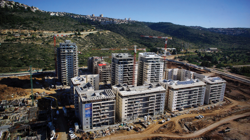 Almog Group - Almog, West Haifa | Construction, Development & Infrastructure