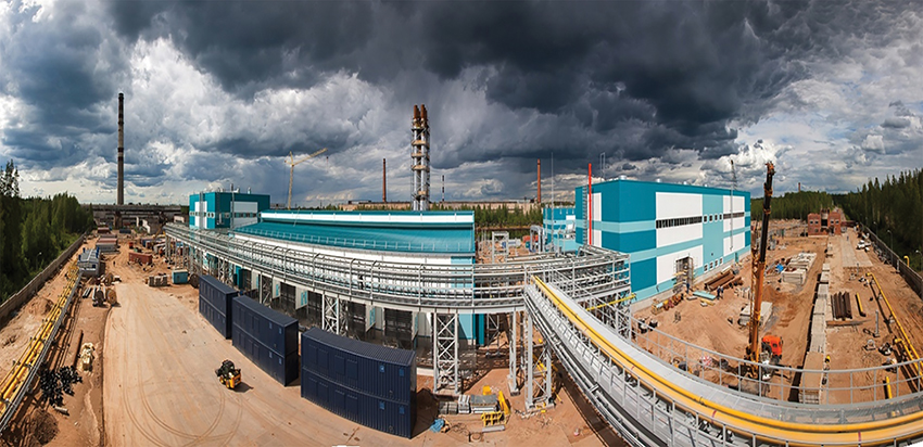 Baran Group - Tikvin Power Station 110MW, Russia