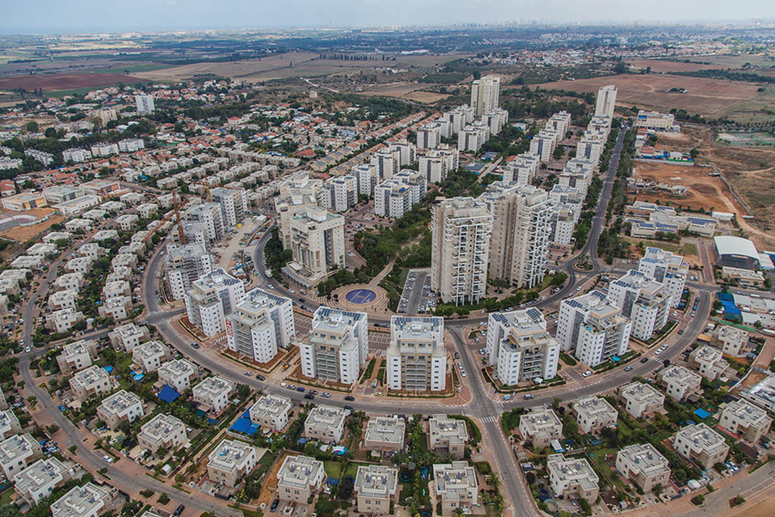 Ashtrom Group - Rehovot Ha'Holandit
