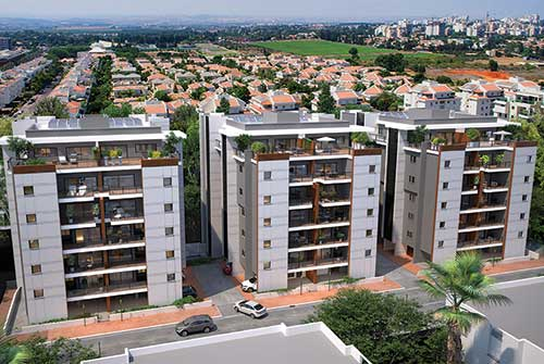 Morphosis Real Estate Group - 19-23 HaGeula St., Hod Hasharon