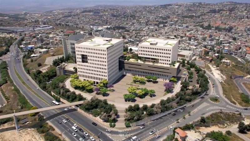 Eran Mebel Architecture & Urban Planning Ltd. - District Government Center, Nazareth - Video Introduction