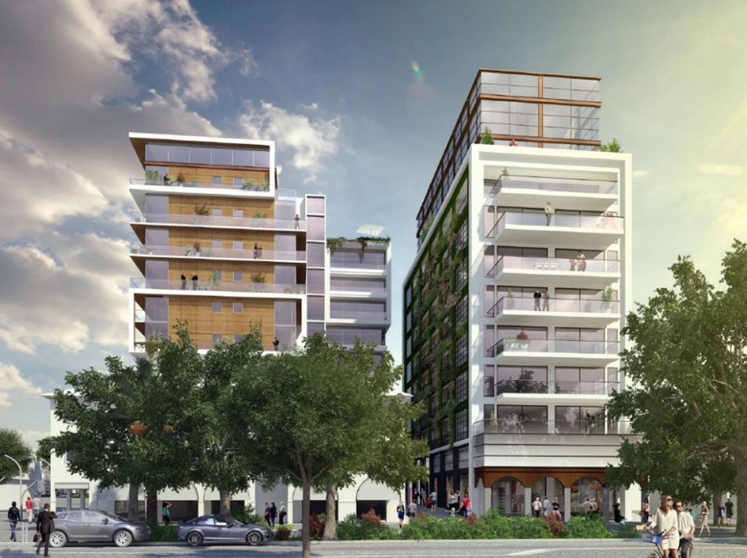 AL & Co. Avraham Lalum & Co., Law Firm - Luxury residential project in the heart of Herzliya | Green Park