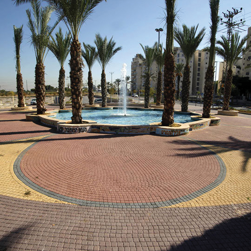 Ashtrom Group - Twin Cities Park, Rishon Lezion