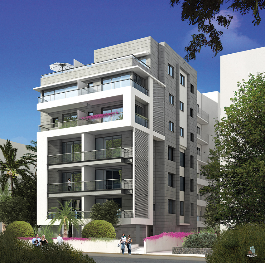 Morphosis Real Estate Group - 3 Masrik St., Bat Yam