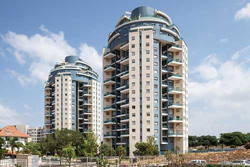 Morphosis Real Estate Group - Ramot Hasharon Towers, Hod Hasharon