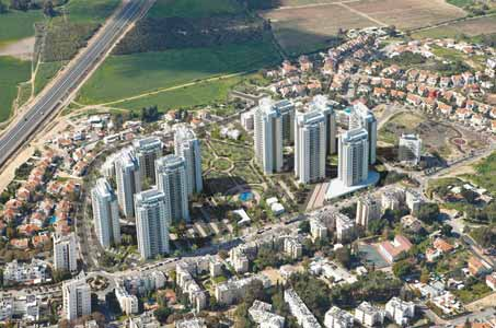 Avisror Moshe & Sons - Avisror West Rehovot Project