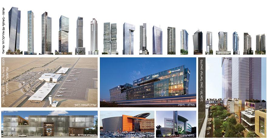 """מיוחדים Dun's 100 - משה צור אדריכלים בוני ערים בע""""מ TW-85"""